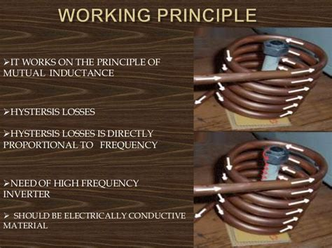 working principle of induction furnace induction heating by high frequency resonant inverter