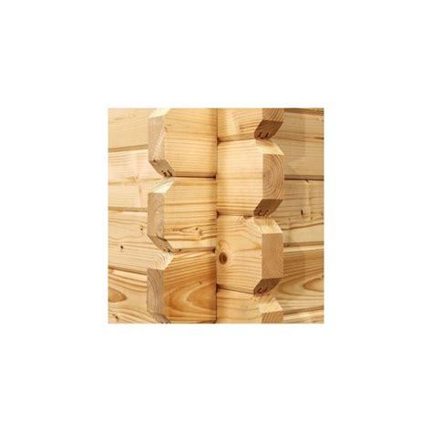 holz mainz 5 eck gartenhaus 40 mm nwh mainz 40051 naturholz gartenhaus