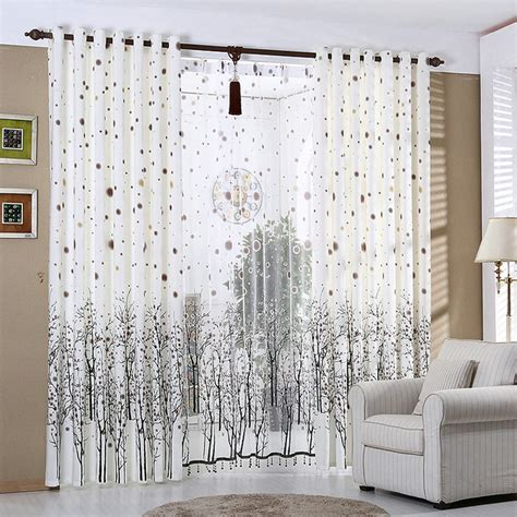 ᑎ rustic white curtains for ୧ʕ ʔ୨ living living room