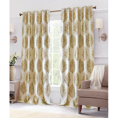 Gold And White Curtains Beautiful White And Gold Curtains Gallery Interior Design Ideas Kehong Us
