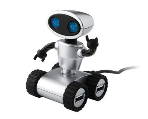 Usb Hub Robot Adapter Adapter Robot Usb Hub 4 Port Hub Prsn robot usb hub 601 kito design function design