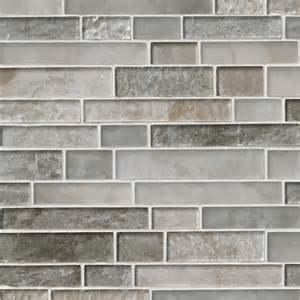 Metal Tiles For Kitchen Backsplash savoy interlocking pattern 8mm crystallized glass mosaic tile