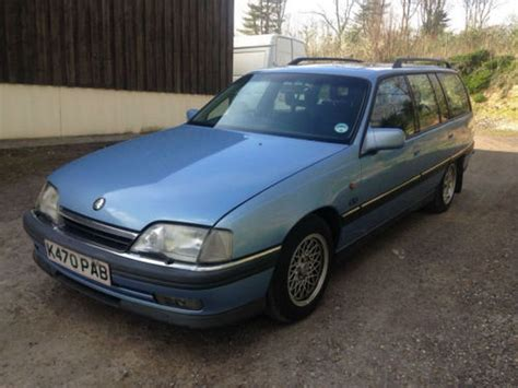 vauxhall colton vauxhall carlton estate sold