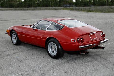ferrari coupe rear 1973 ferrari 365 gtb 4 berlinetta coupe 108125