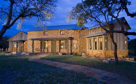 hill country homes hill country retreat