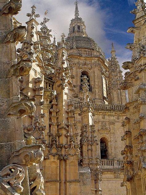 catedrales cathedrals las una catedral muy bonita esta es ubicado en salamanca espa 241 a las catedrales de espa 241 a atraen