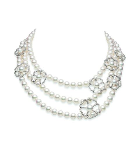 Kalung Thousand Pearls Necklace kalung mutiara lombok kmto 05 south sea pearl necklace