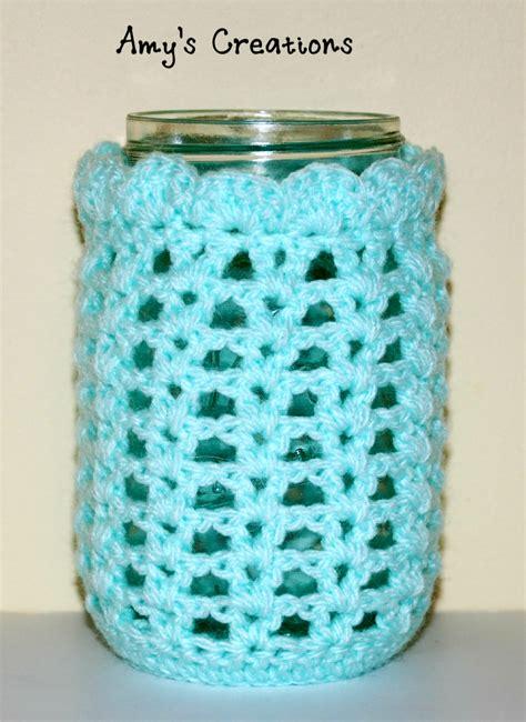 crochet pattern jar cozy ruffle crochet mason jar cozy mason jar cozy jar and