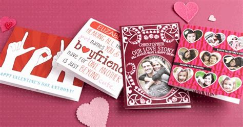 personalized valentines day cards free personalized s day card with tiny prints