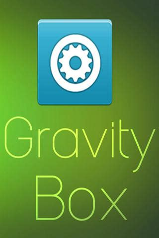 gravity box apk gravity box para android decargar gratis
