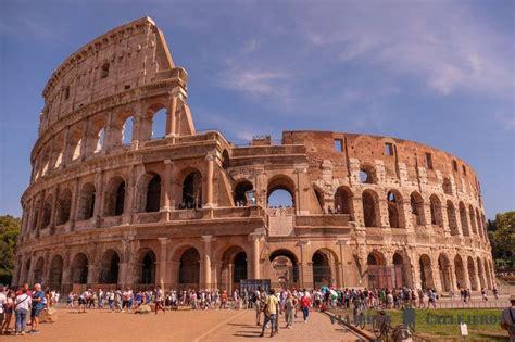 entradas coliseo coliseo romano entradas sin colas y visita guiada