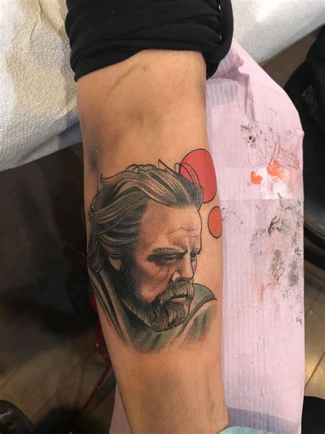 old men with tattoos luke starwars