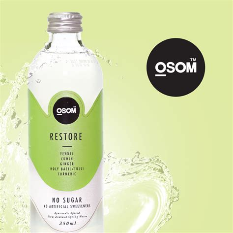 Zen Detox Nz by Osom Osom Water