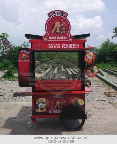 Gerobak Ramen Bandung jasa pembuatan gerobak bandung produksi gerobak unik bandung