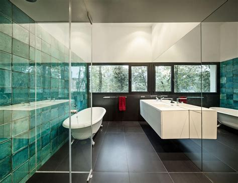 Modern Tile Designs For Bathrooms by 35 Seafoam Green Bathroom Tile Ideas And Pictures