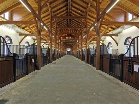 design your dream stables luxury horse stables an equestrian lovers dream