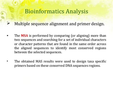 activity pattern analysis by means of sequence alignment methods bioinformatic analysis of the proanthocyanidin