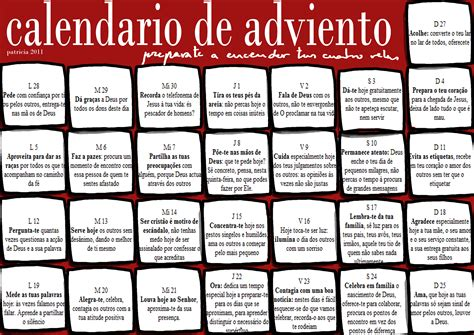Calendario Advento Catequese Caminhando Calend 225 Do Advento