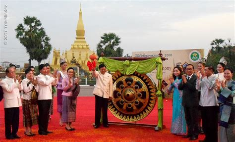 new year 2018 laos to promote tourism laos launched the visit laos year 2018