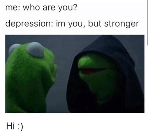 Im You From The You Are A Photo Pool by Who Are You I Am You But Stronger Memes Of 2017 On
