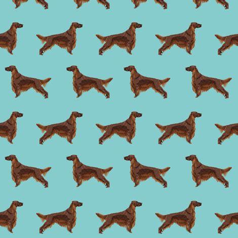 design pattern getter setter irish setter dog breed fabric pattern simple fabric
