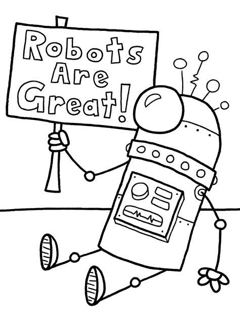 robot valentine coloring page robot coloring pages coloringsuite com