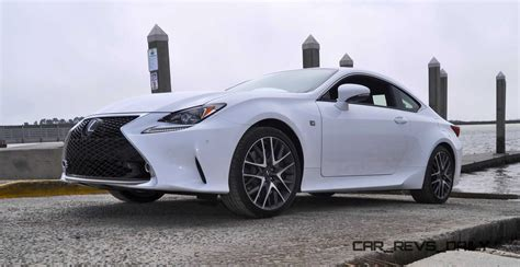 white lexus 2015 2015 lexus rc350 f sport ultra white 11 187 car revs daily com