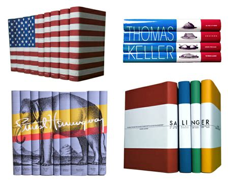 Designer Book Covers by These Book Covers Are Custom Made To Match Your Library