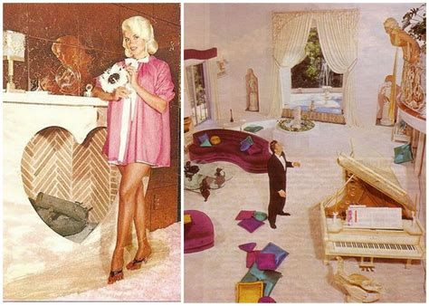 jayne mansfield pink palace inside the mansfield mansion