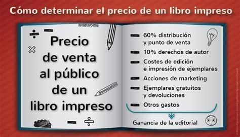 libro comisario dupin 3 un c 243 mo determinar el precio de un libro impreso