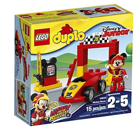 Lego Duplo 10843 Mickey Racer Bad Box lego vehicles lego gift store