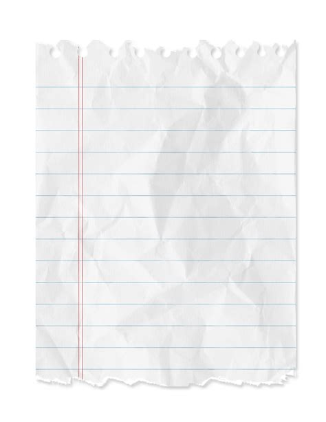 Transparent Craft Paper - ripped notebook paper png www imgkid the image kid
