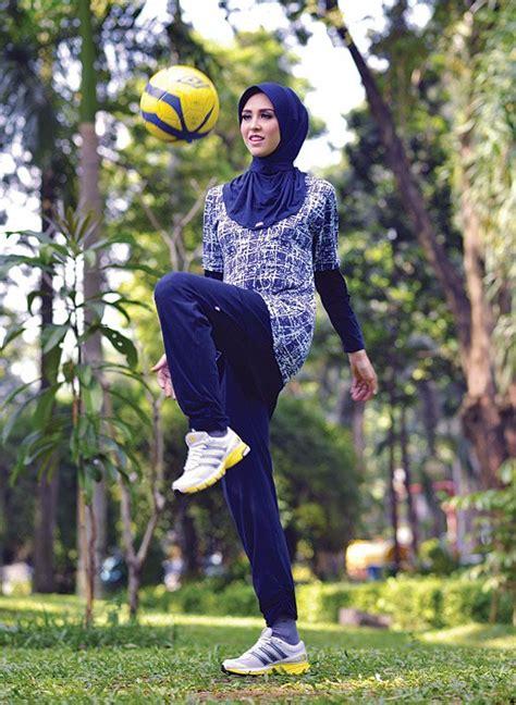 Baju Olahraga Muslimah Elzatta 7 Style Buatmu Yang Mau Nyaman Berolahraga Gak