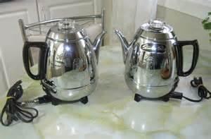 Kitchen Appliances Ottawa - general electric stainless steel coffee percolator ca 1950 s fabfindsblog