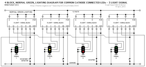 led anode cathode connection 3 light common cathode led connections basic circuit circuit diagram seekic