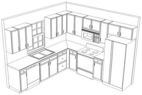 Small Kitchen Design Layout by 1000 Ideas About Small Kitchen Layouts On