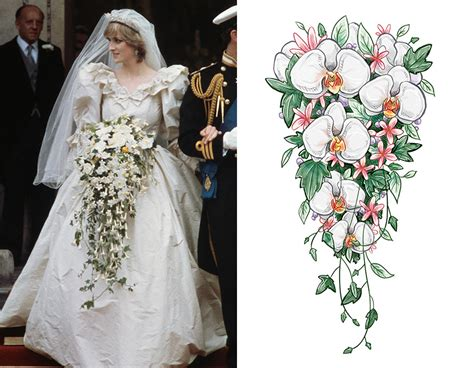 Wedding Bouquet Gallery by Princess Diana Wedding Bouquet Www Pixshark Images