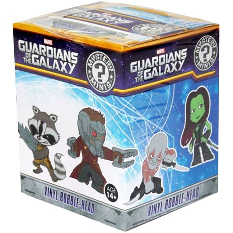bobblehead box funko mystery minis blind box guardians of the galaxy