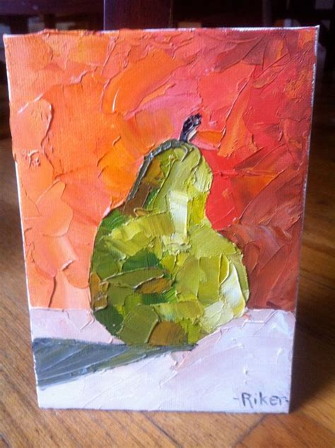acrylic painting with knife best 25 palette knife painting ideas on