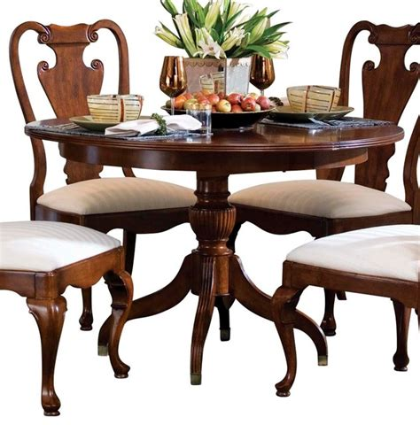 drew cherry dining table drew cherry grove dining table in antique