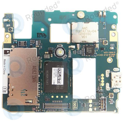 Sony Xperia T Lt30p Unlocked Motherboard Mainboard Logic Board sony xperia t lt30p motherboard mainboard 1257 1929 3 green