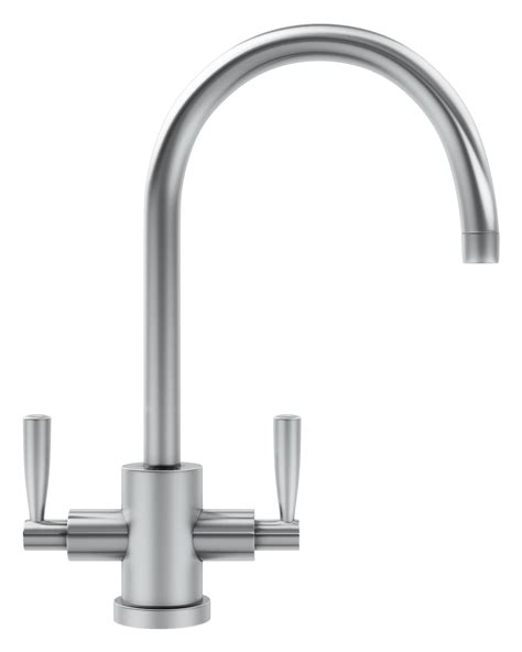 franke olympus kitchen sink mixer tap silksteel 1150049979