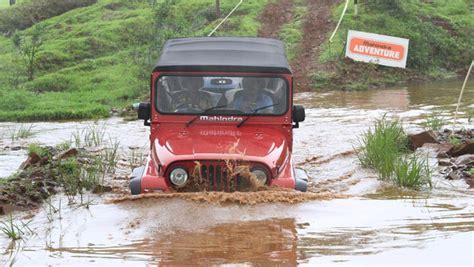 road mahindra thar new mahindra thar crde road review