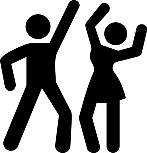 Exceptional Christmas Rubber Stamp #9: Dancing-party-icon-rubber-stamp_grande.png?v=1507156207