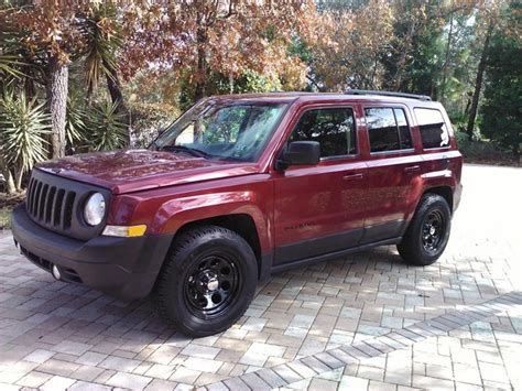 Jeep Patriot Tires And Rims Rims And Tires For Jeep Patriot
