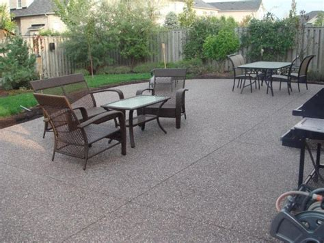 Aggregate Cement Patios by Exposed Aggregate On Exposed Aggregate