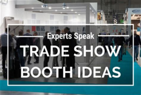 gift and home decor trade shows the experts speak brilliant trade show booth ideas