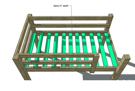 Plans For Bunk Beds How To Build A Full Size Loft Bed With Stairs Aubrey S