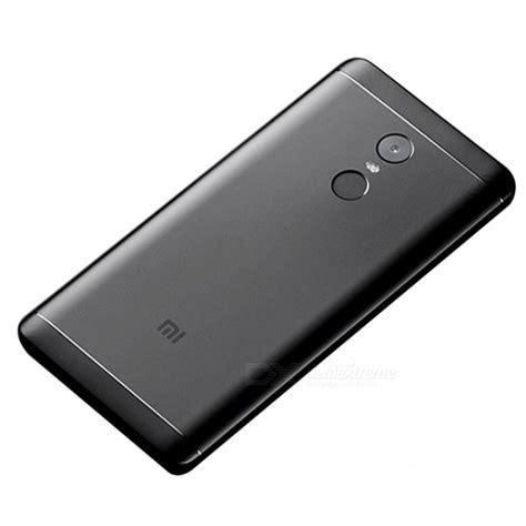 Xiaomi Redmi Note 4x Black Ram 3gb Rom 32gb T3009 1 xiaomi redmi note 4x 5 5 quot dual sim phone w 3gb ram 32gb rom black free shipping dealextreme
