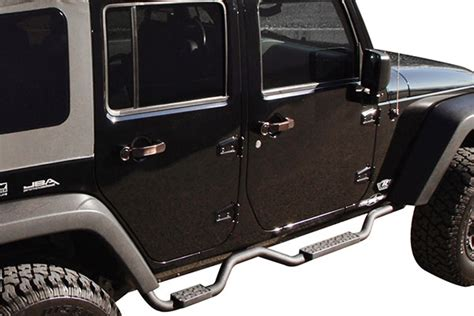 Jeep Step Rails Rage 2 Quot Slimline Step Nerf Bars Free Shipping